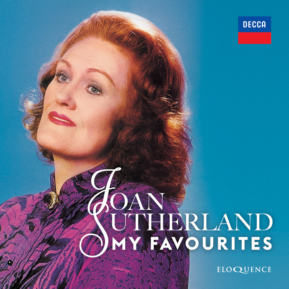 Joan Sutherland - My Favourites