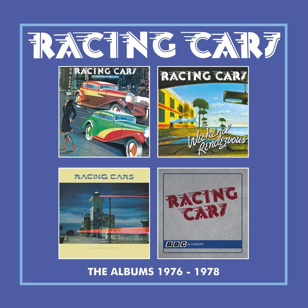 Racing Cars - Albums 1976-1978 (Uk)