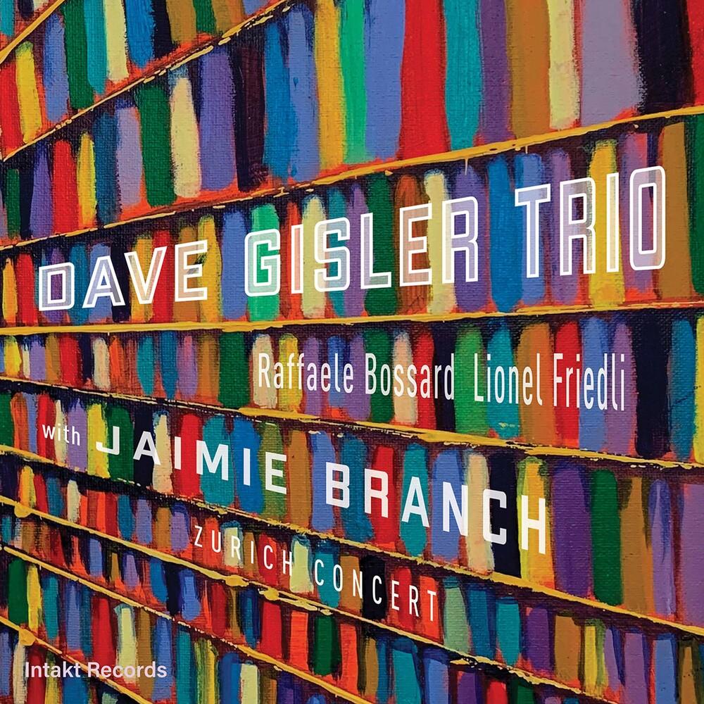 Jaimie Branch - Zurich Concert