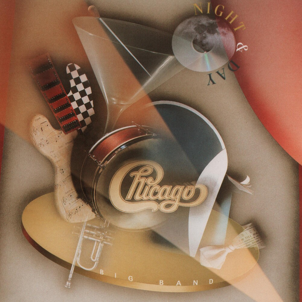 Chicago - Night And Day (Aqu) (Audp) [Colored Vinyl] [Limited Edition] [180 Gram]