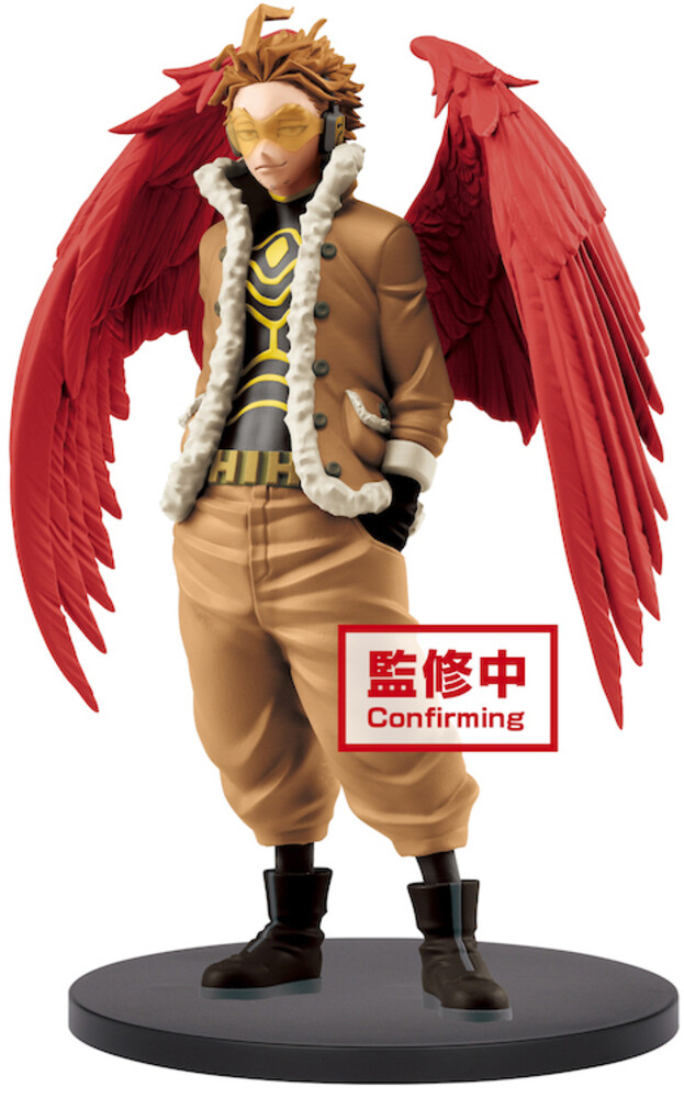 Banpresto - BanPresto - My Hero Academia Age of Heroes Hawks Figure