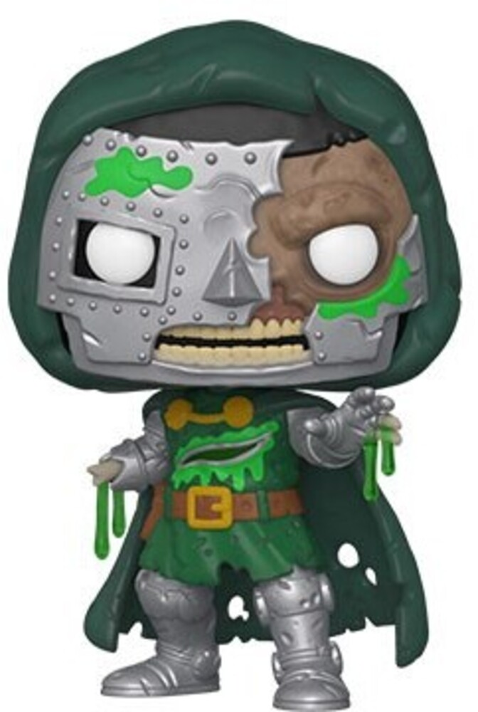 Funko Pop! Marvel: - Marvel Zombies- Dr. Doom