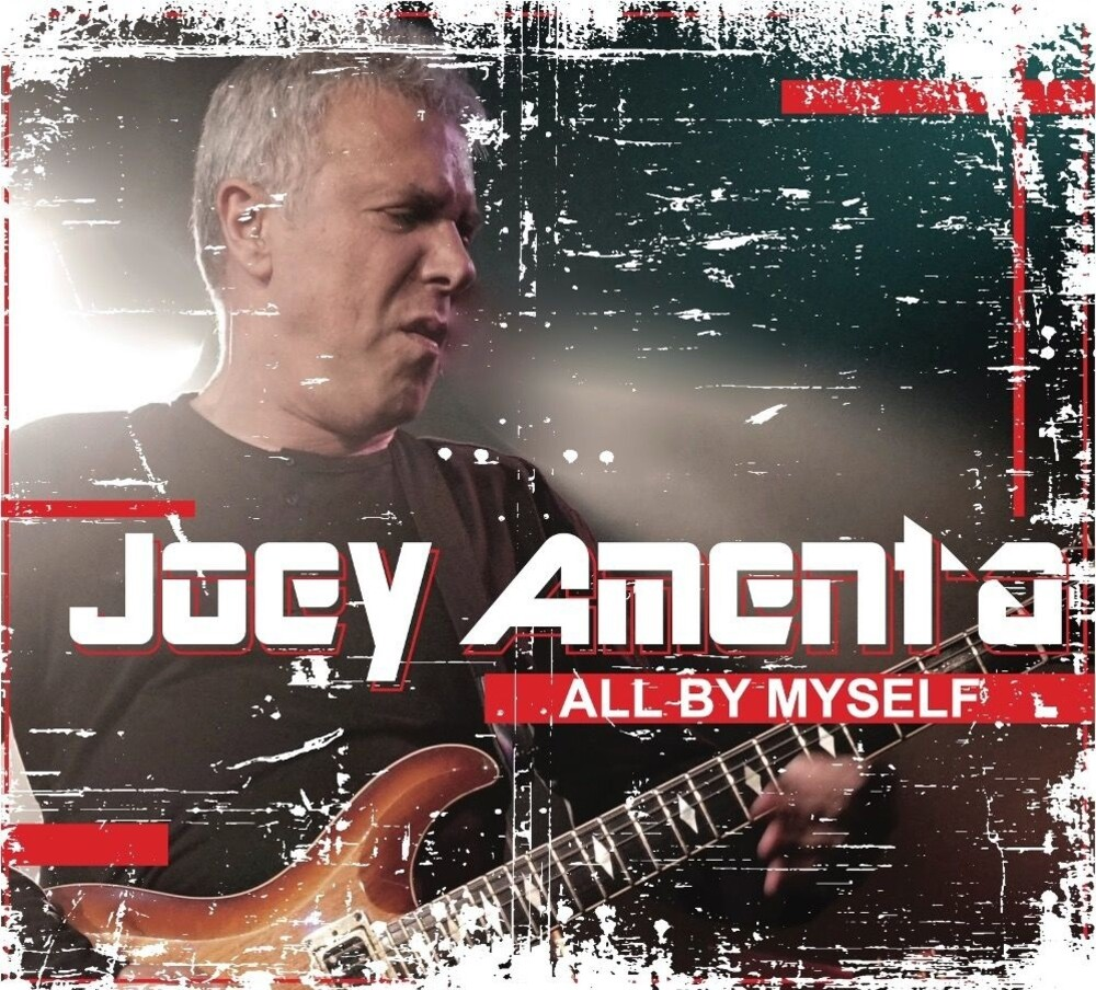 Joey Amenta Taste Lead Guitarist & Vocalist - All By Myself