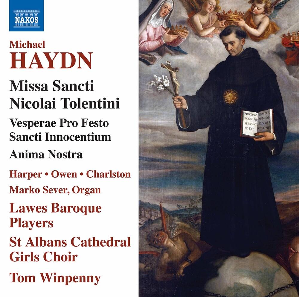 Haydn / Sever / Winpenny - Missa Sancti Nicolai Tolentini