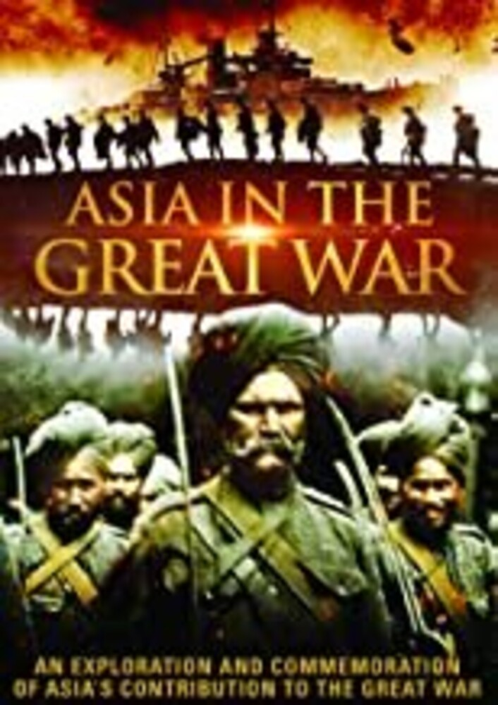 - Asia In The Great War