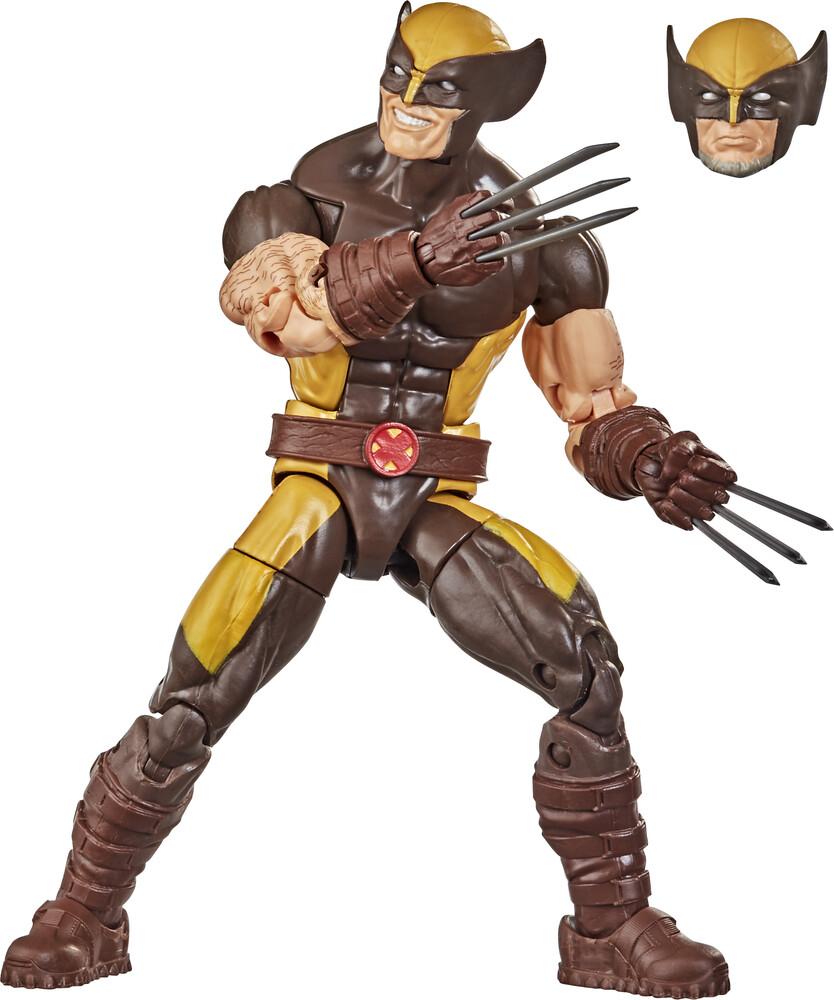 - Hasbro Collectibles - Marvel Legends X-Men Wolverine