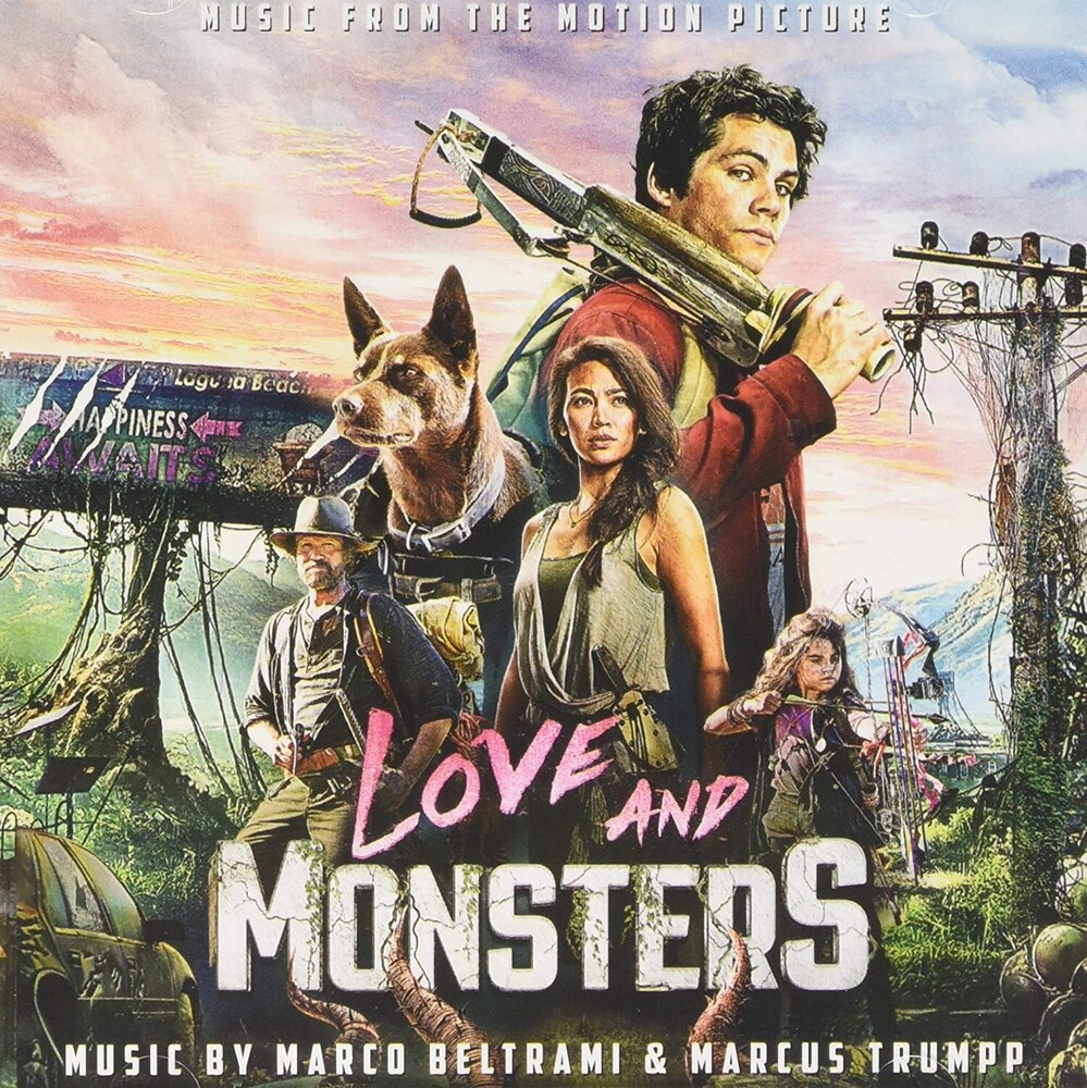Marco Beltrami Ita - Love & Monsters / O.S.T. (Ita)