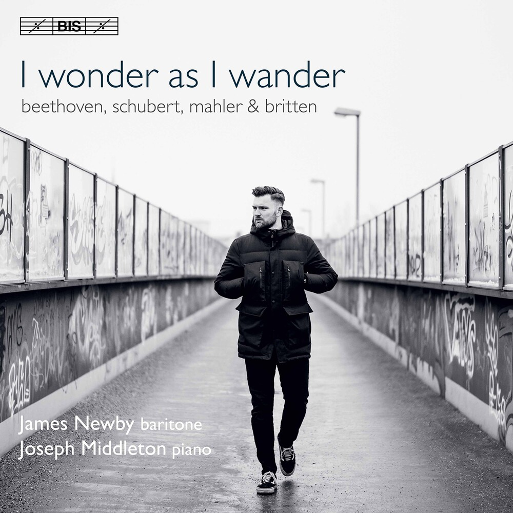 Beethoven / Newby / Middleton - I Wonder As I Wander (Hybr)