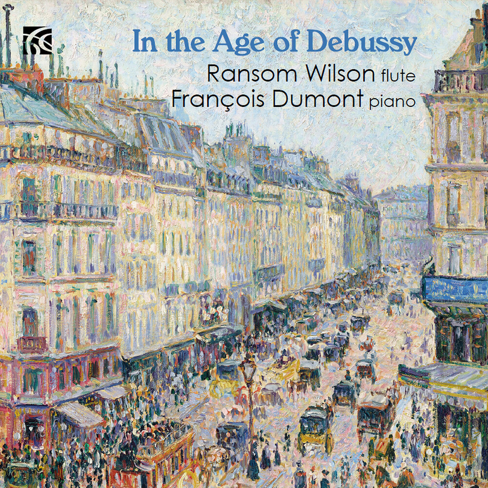 Boulanger / Wilson / Dumont - In the Age of Debussy