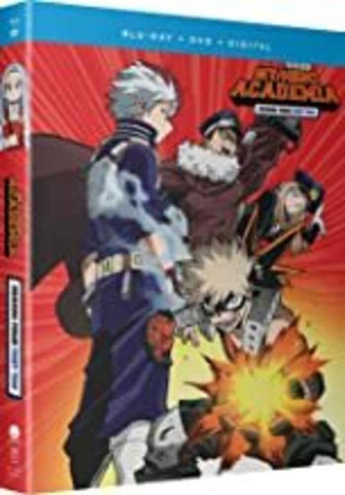 My Hero Academia: Season Four - Part Two - My Hero Academia: Season Four - Part Two