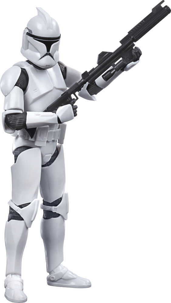 SW Bs Cw Clone Trooper - Hasbro Collectibles - Star Wars Black Series Clone Trooper