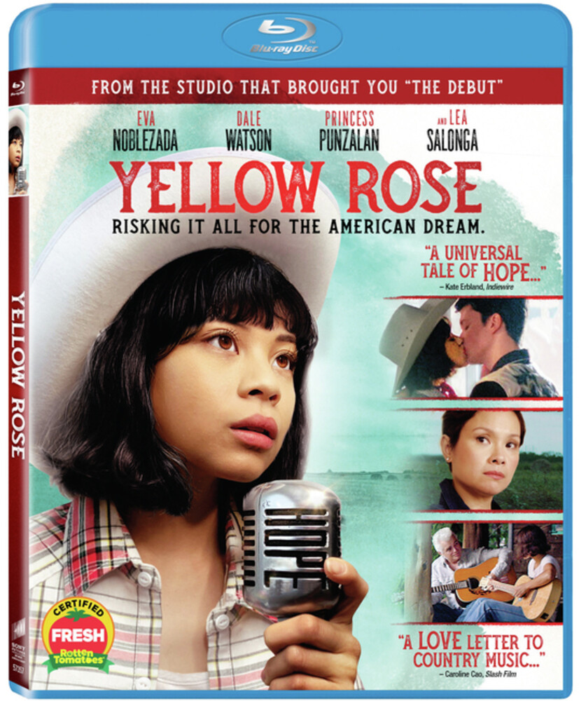 Yellow Rose - The Yellow Rose