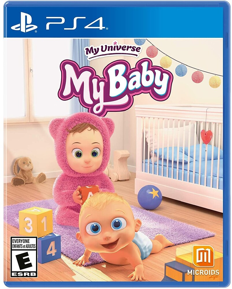 Ps4 My Universe - My Baby - My Universe - My Baby for PlayStation 4