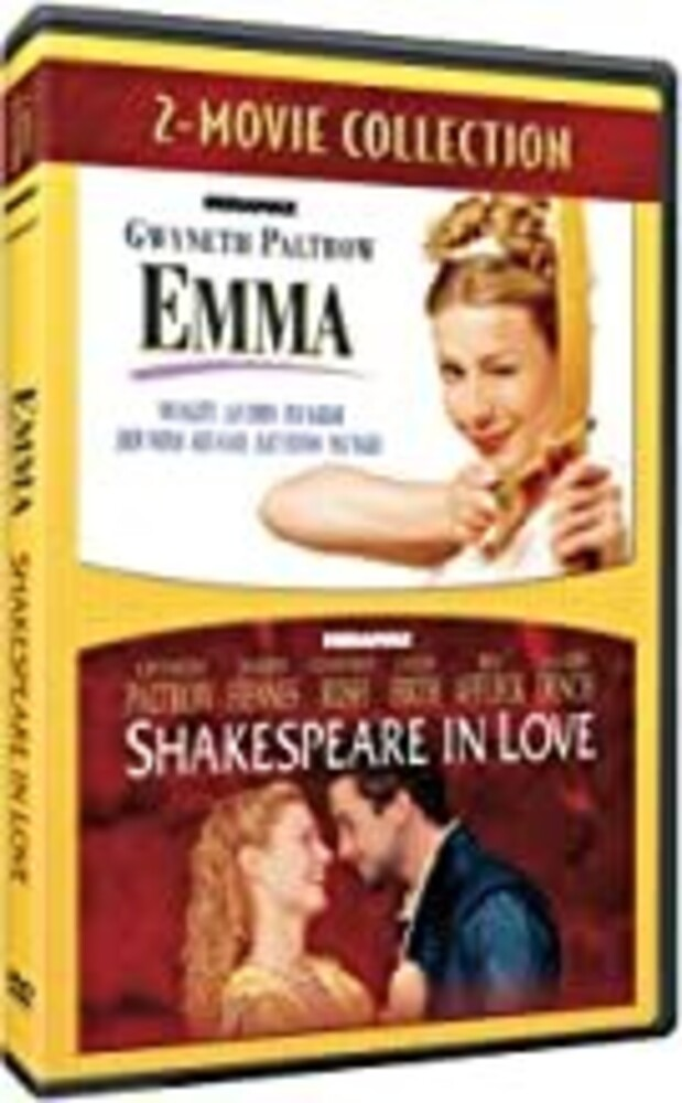 Emma / Shakespeare in Love 2-Movie Collection - Emma / Shakespeare in Love 2-Movie Collection
