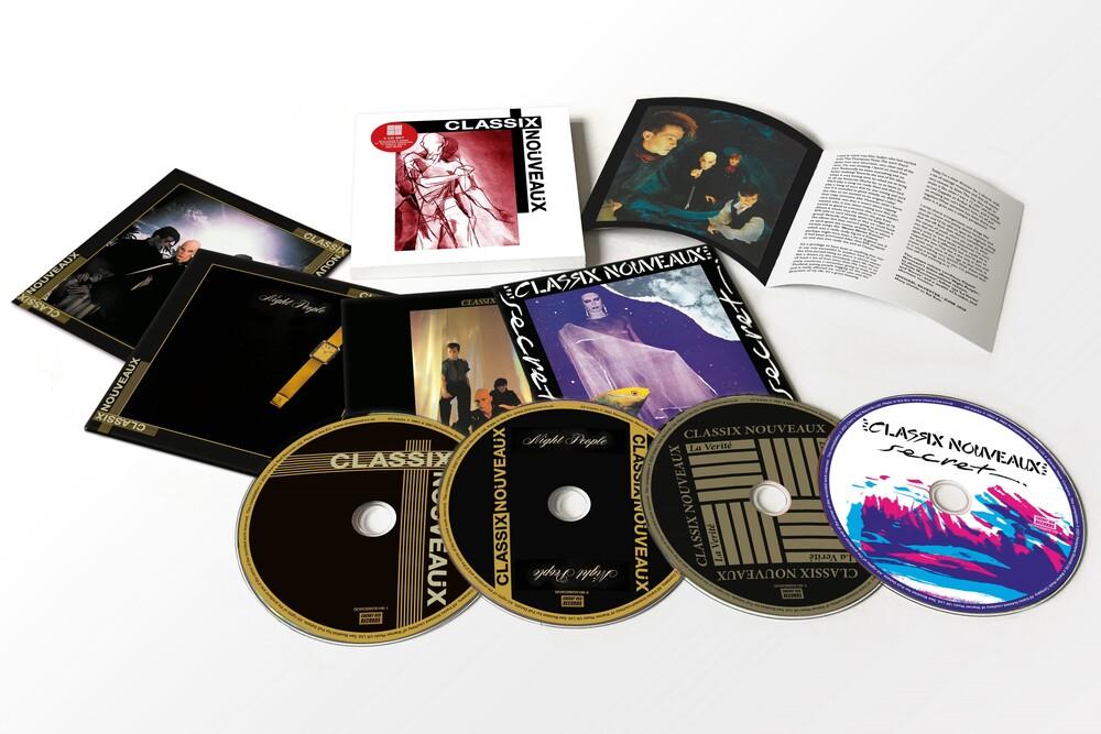 Classix Nouveaux - Liberty Recordings 1981-1983