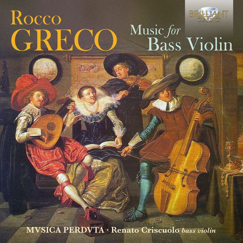 Musica Perduta - Music for Bass Violin