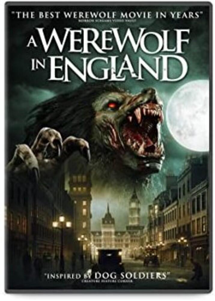 Werewolf in England, a DVD - A Werewolf in England