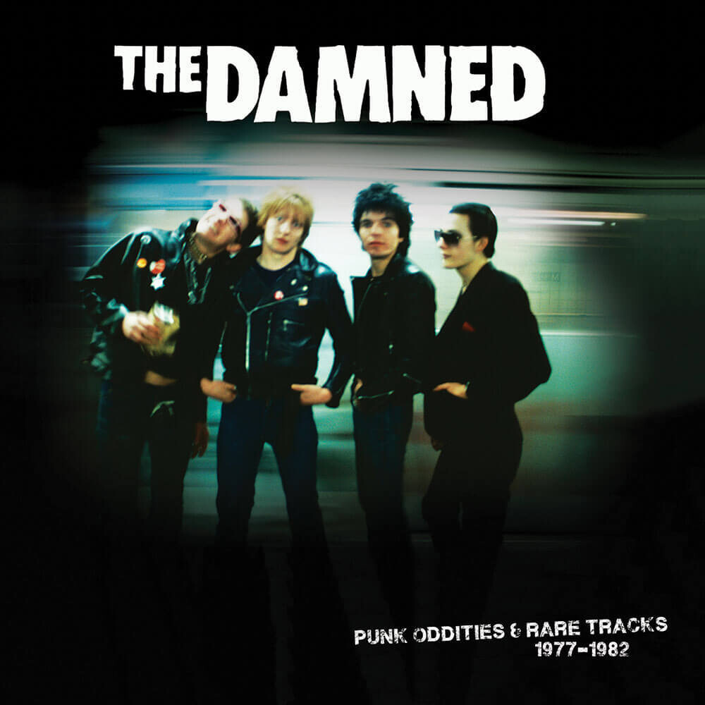 Damned - Punk Oddities & Rare Tracks 1977-1982 [Colored Vinyl]