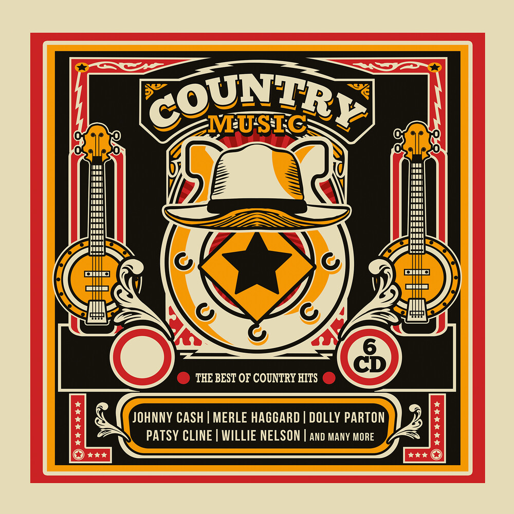 Country Music: The Best Of Country Hits / Various - Country Music: The Best Of Country Hits (Various Artists)