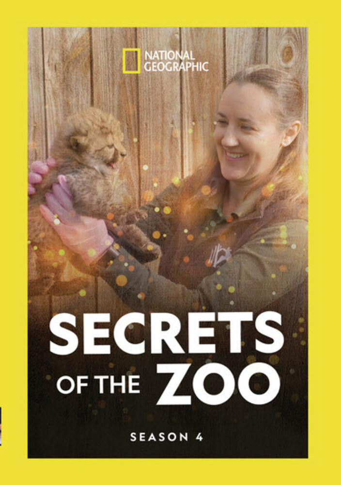 Secrets of the Zoo: Season 4 - Secrets Of The Zoo: Season 4 (2pc) / (Mod Ac3 Dol)