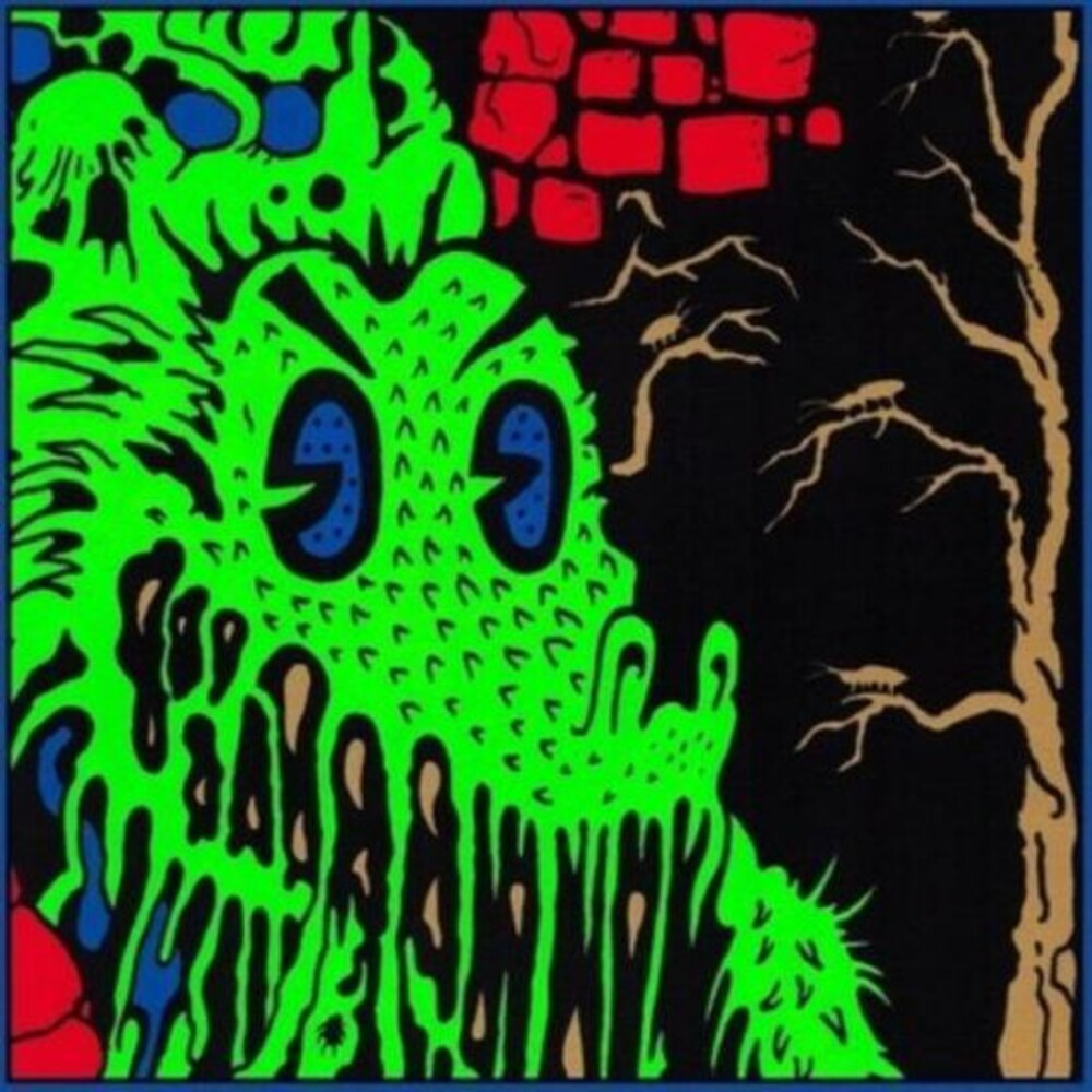 King Gizzard & The Lizard Wizard - Live In Asheville '19 [Indie Exclusive Limited Edition Black LP]