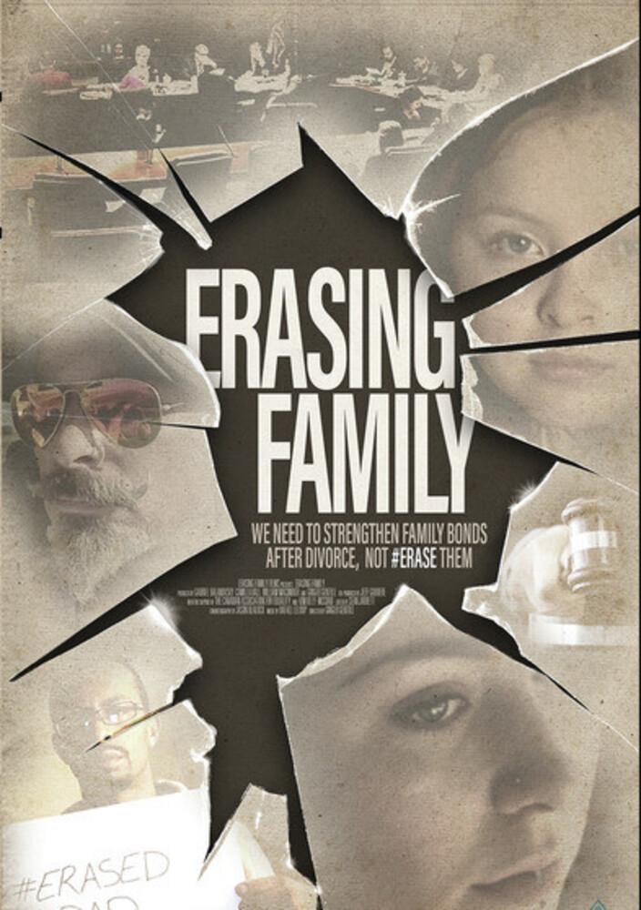 Erasing Family - Erasing Family / (Mod)