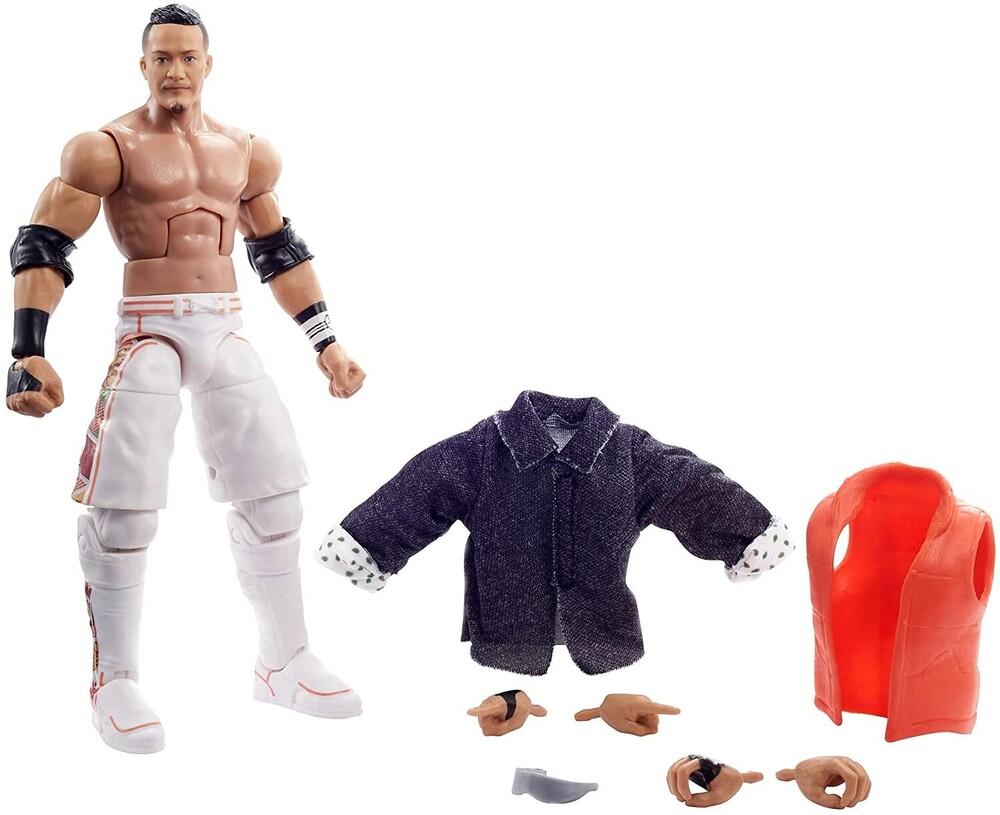 WWE - Mattel Collectible - WWE Elite Kushida
