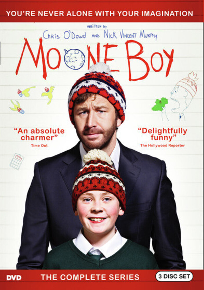 - Moone Boy: The Complete Series