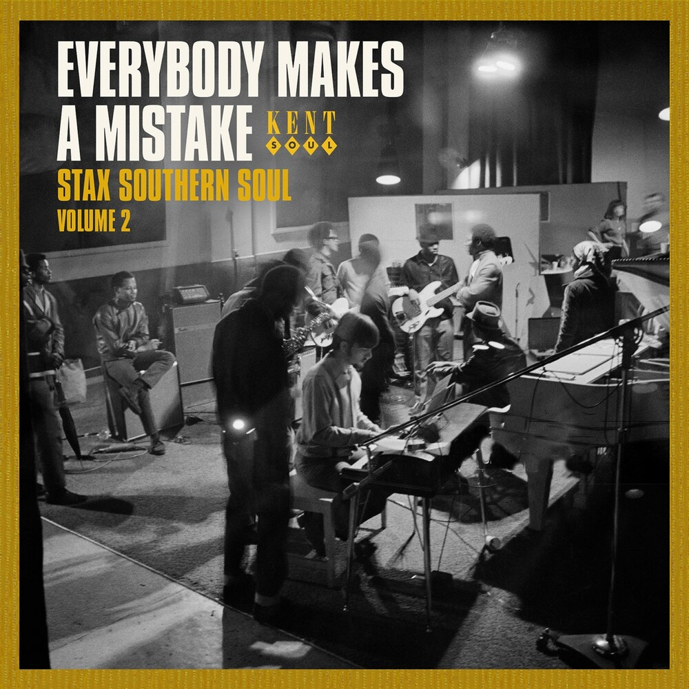 Everybody Makes A Mistake: Stax Southern Soul 2 - Everybody Makes A Mistake: Stax Southern Soul Vol 2 / Various