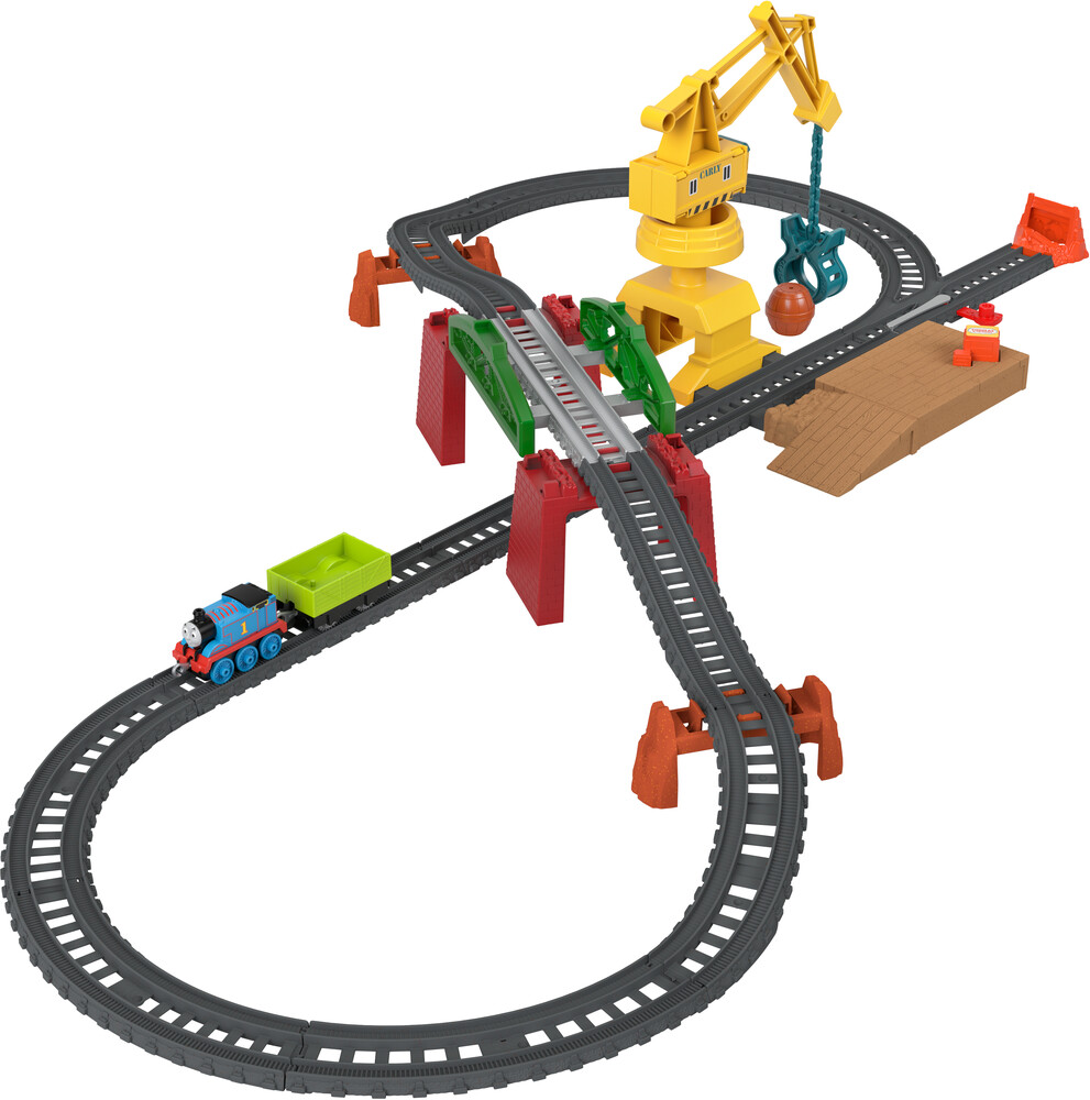 - Fisher Price - Thomas and Friends 25 Track Set