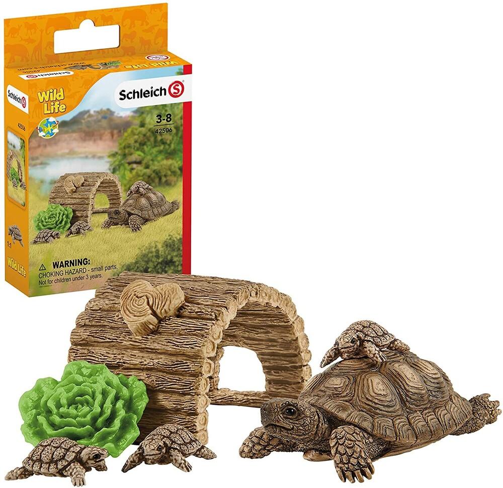 - Schleich Tortoise Home