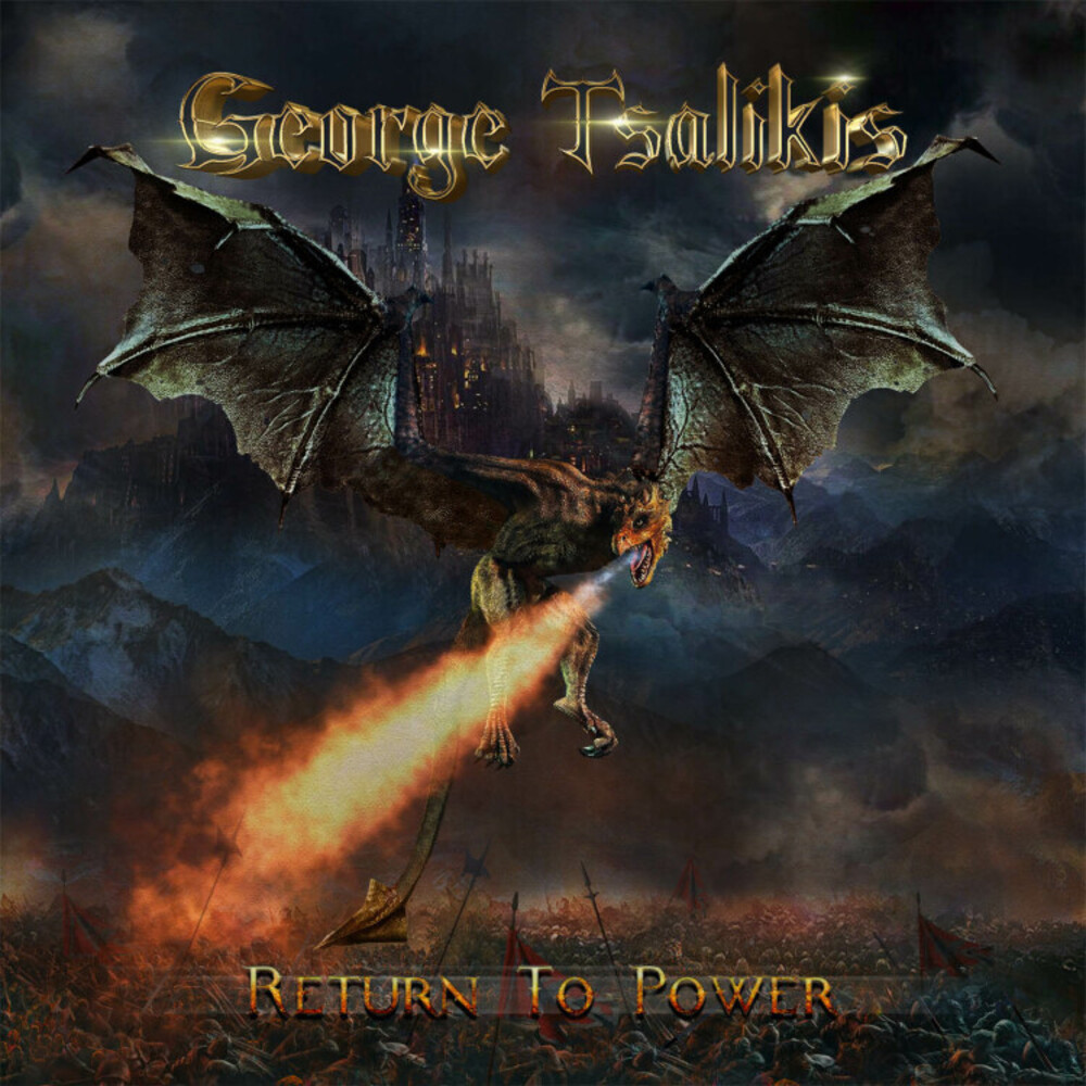 George Tsalikis - Return To Power