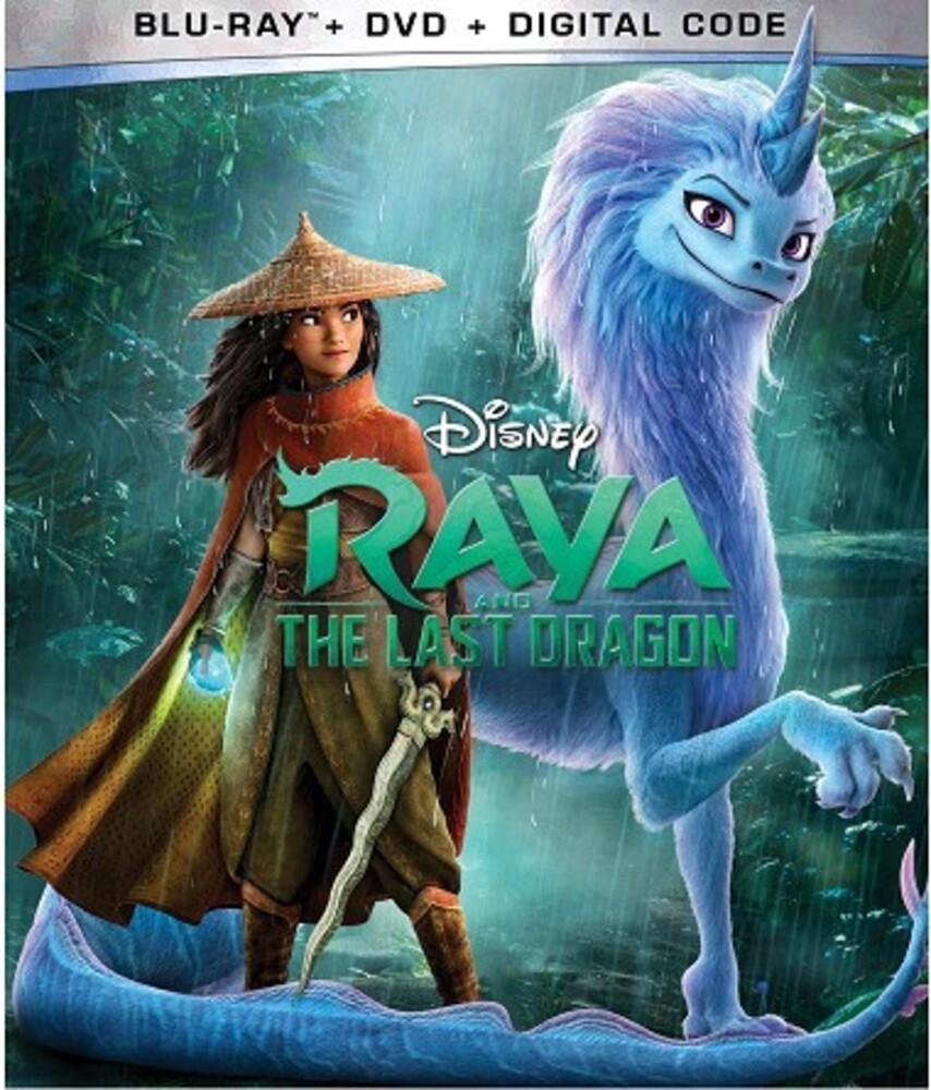 - Raya & The Last Dragon (2pc) (W/Dvd) / (Ac3 Digc)