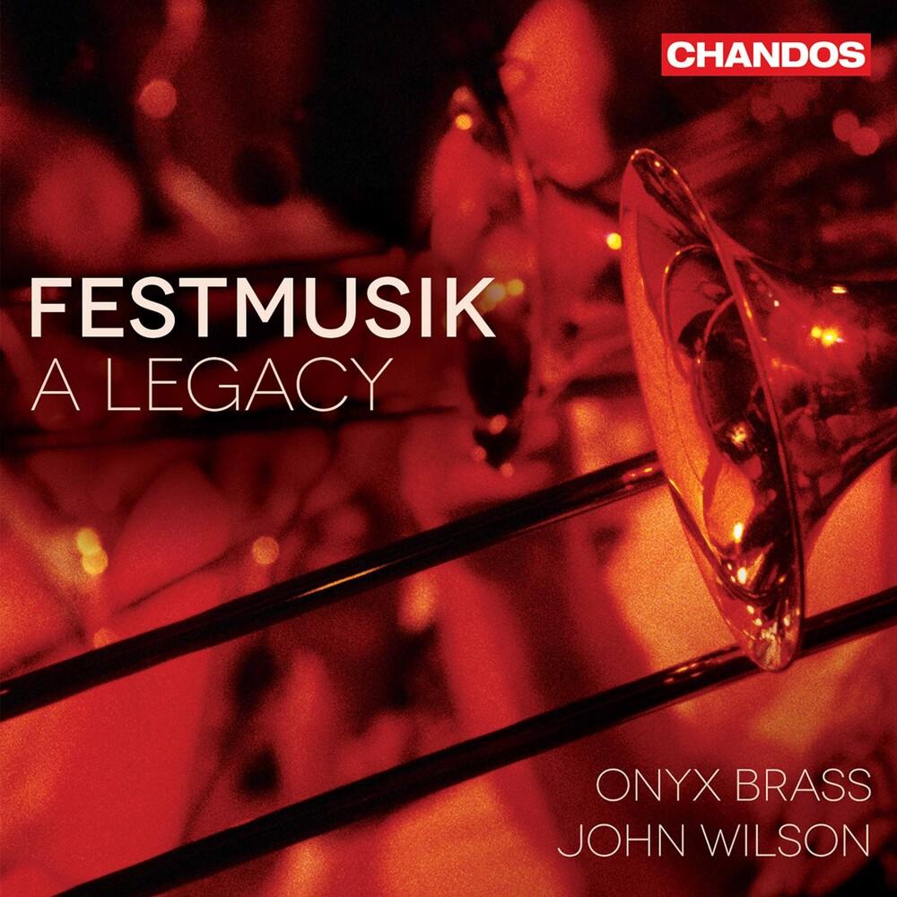 Brahms / Onyx Brass / Wilson - Festmusik (Hybr)