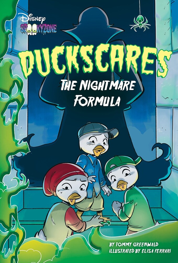 Tommy Greenwald - Duckscares (Gnov) (Hcvr)