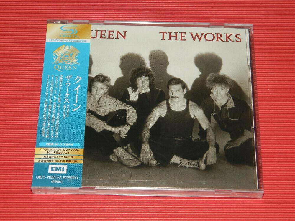 Queen - Works [Deluxe] [Remastered] [Reissue] (Shm) (Jpn)