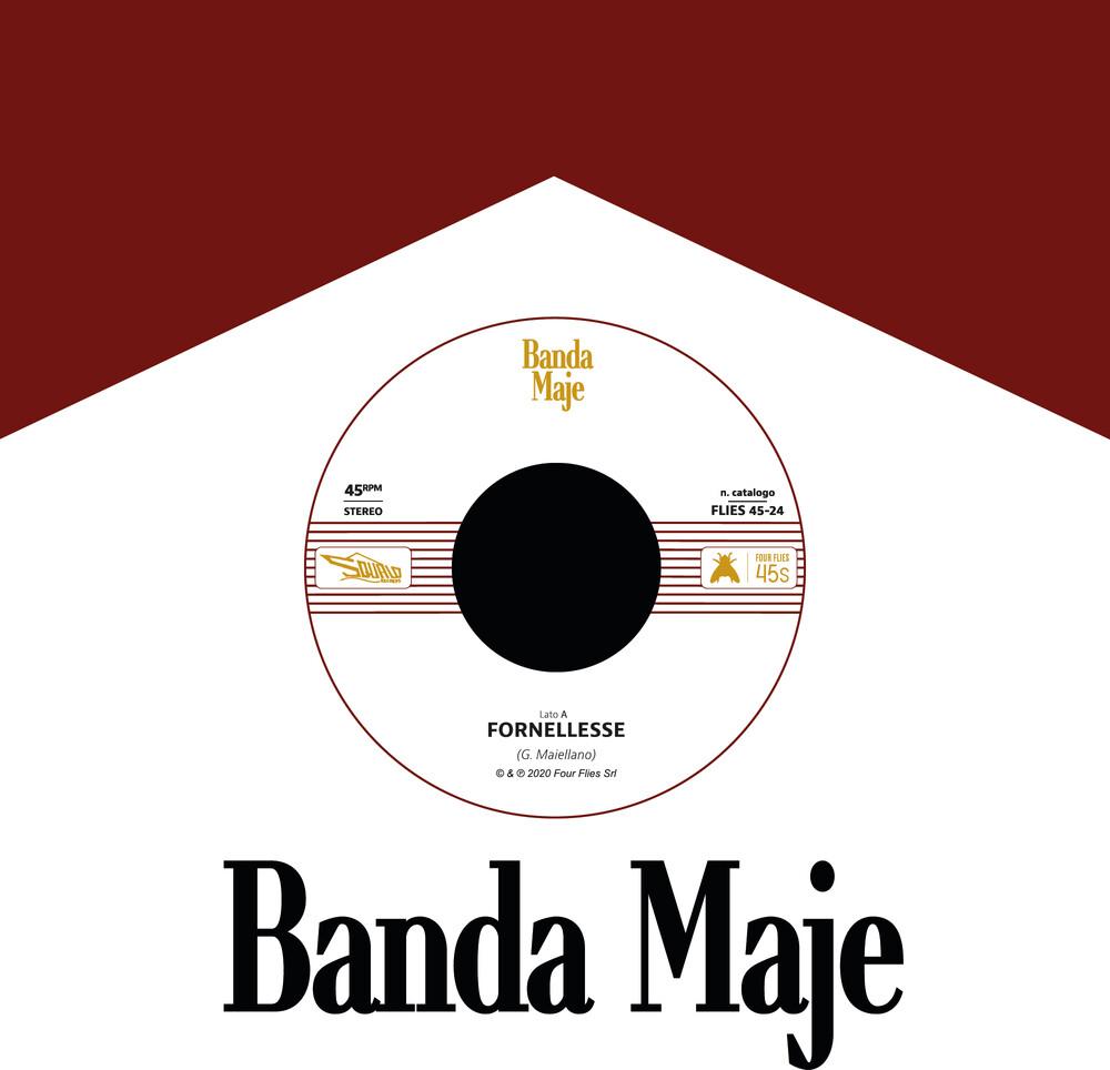 Banda Maje - Fornellesse / Bianco Rosso E Verdone [Limited Edition]
