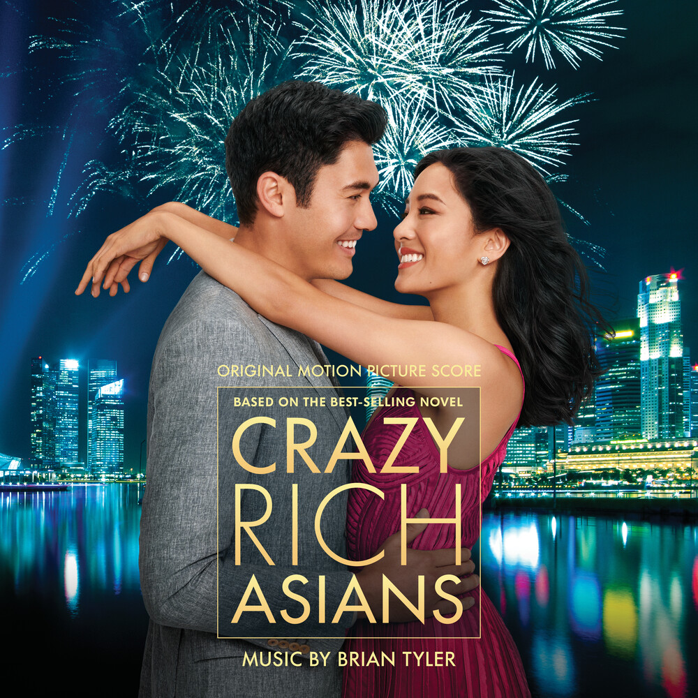 Brian Tyler  (Mod) - Crazy Rich Asians (Original Score) - O.S.T (Mod)