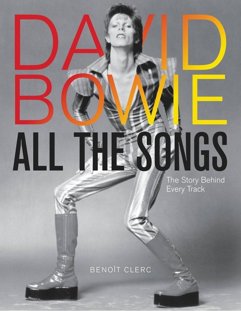 Benoit Clerc - David Bowie All The Songs (Hcvr)