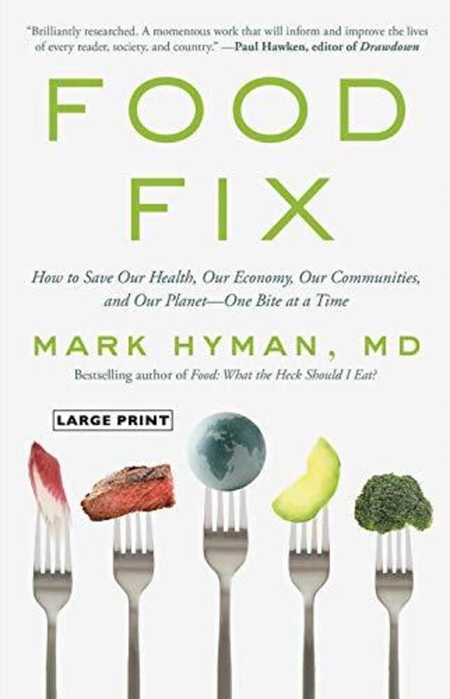 Mark Hyman - Food Fix (Ppbk)