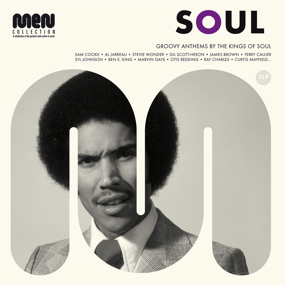 Soul Men: Groovy Anthems by the Kings of Soul - Soul Men: Groovy Anthems By The Kings Of Soul / Various