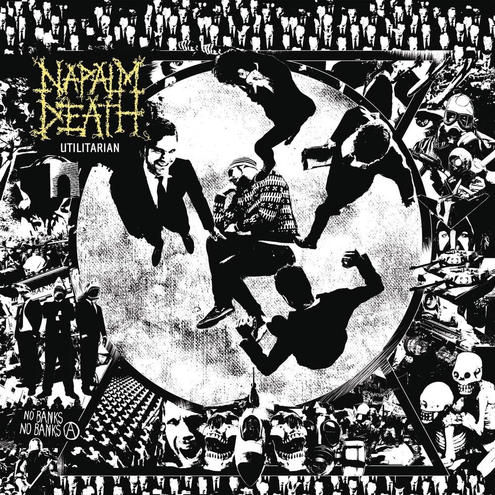 Napalm Death - Utilitarian (Ger)