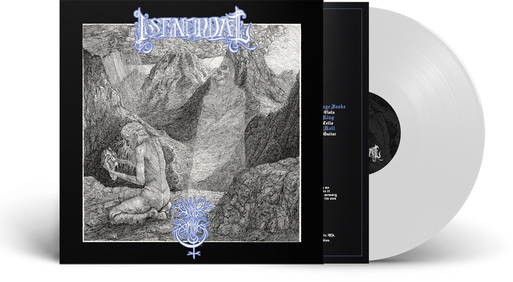 Isenordal - Split With Void Omnia (White Vinyl) [Colored Vinyl] [Limited Edition]