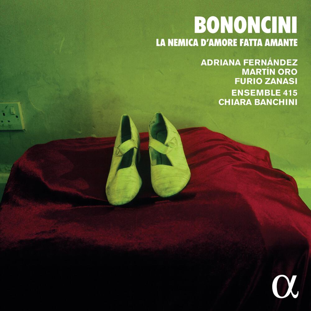 Bononcini / Fernandez / Banchini - La Nemica D'amore Fatta Amante