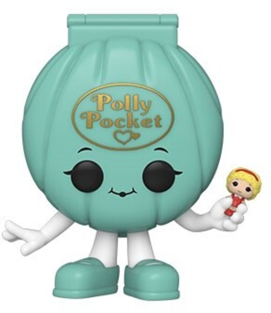 Funko Pop! Vinyl: - Polly Pocket- Polly Pocket Shell (Vfig)