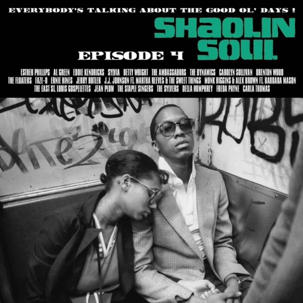 Shaolin Soul Episode 4 / Various - Shaolin Soul Episode 4 / Various (Sted) (3pk)