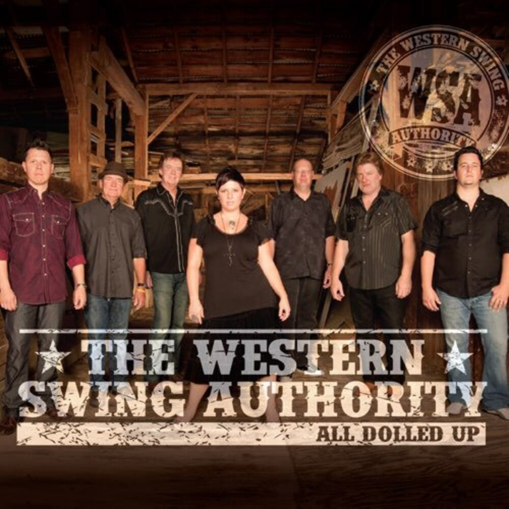 Western Swing Authority - All Dolled Up [Digipak]