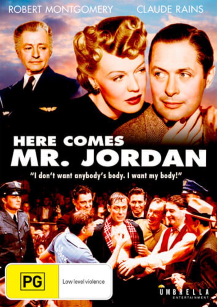 - Here Comes Mr. Jordan [NTSC/0]