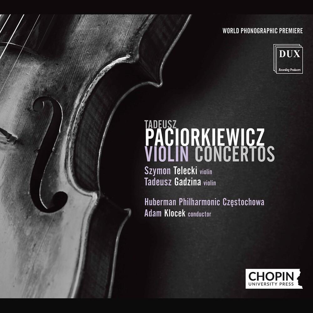 - Violin Concertos