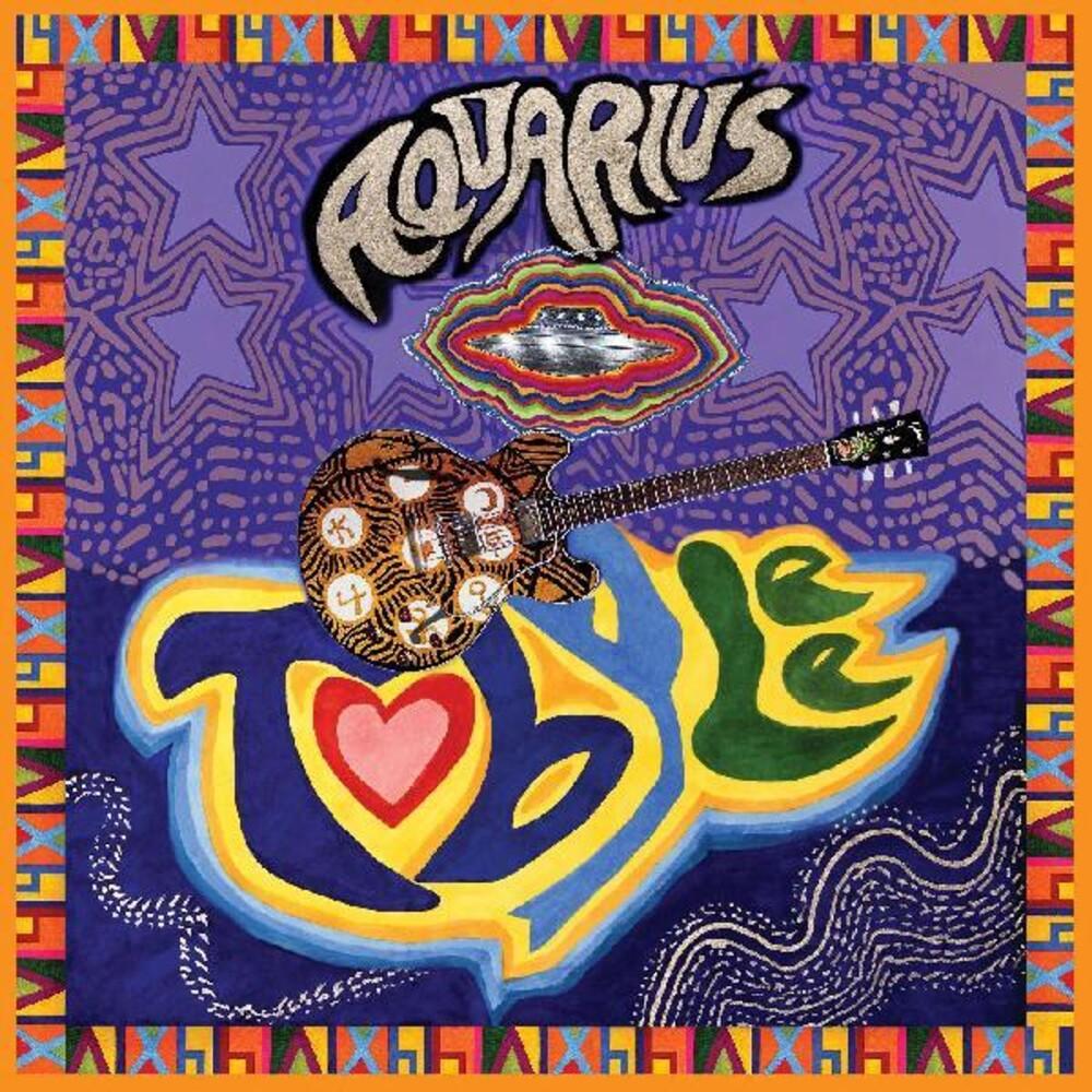Toby Lee - Aquarius [Deluxe] (Uk)